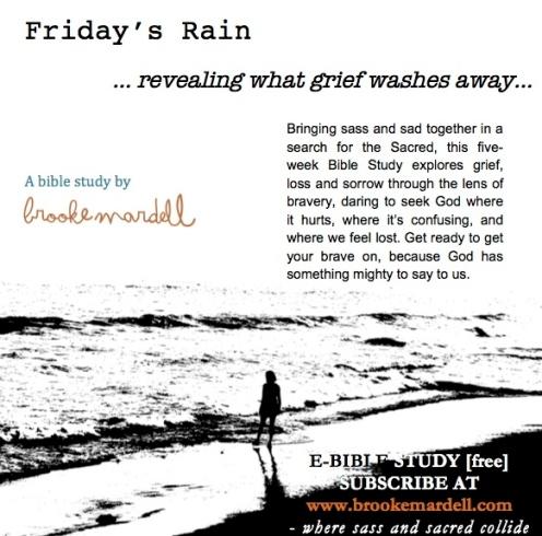Friday's Rain Card - Choose Joy 2015 copy